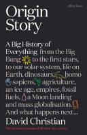 Cover of Origin Story