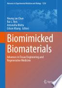 Biomimicked Biomaterials Book