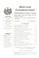 Maryland Conservationist