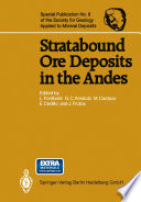 Stratabound Ore Deposits in the Andes