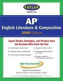 AP English Literature and Composition Book