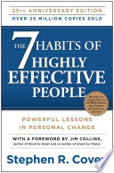 link to The 7 habits of highly effective people : powerful lessons in personal change in the TCC library catalog