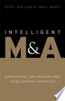 Intelligent M A Book