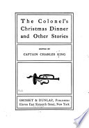 The Colonel s Christmas Dinner and Other Stories