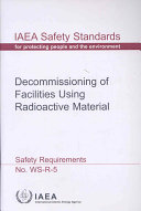 Decommissioning of Facilities Using Radioactive Material