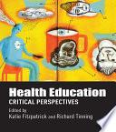 Health Education Book