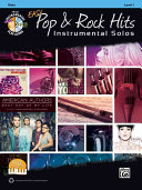 Easy Pop and Rock Hits Instrumental Solos for Strings