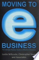 Moving to E-business