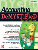 Accounting DeMYSTiFieD, 2nd Edition [Pdf/ePub] eBook