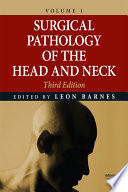 Surgical Pathology of the Head and Neck Book