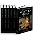 The Oxford History Of Western Music Book PDF