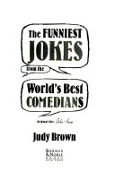 The Funniest Jokes from the World s Best Comedians