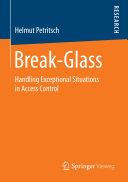 Break-Glass ebook