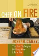 Chef on Fire Book