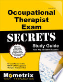 Occupational Therapist Exam Secrets Study Guide