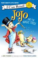 Fancy Nancy: JoJo and the Magic Trick Book