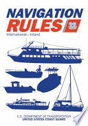 Navigation Rules  : International-inland
