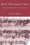 Bach's Well-tempered Clavier