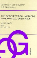 The Geoelectrical Methods in Geophysical Exploration