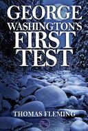 Pdf George Washington's First Test