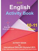 OLYMPIAD EHF ENGLISH ACTIVITY BOOK CLASS 10 11