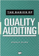 The Basics of Quality Auditing