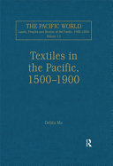 Pdf Textiles in the Pacific, 1500–1900 Telecharger