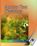 """Modern Plant Physiology"" by Rajiv Kumar Sinha"