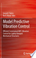 Model Predictive Vibration Control Book PDF