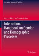 Pdf International Handbook on Gender and Demographic Processes