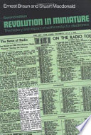 Revolution In Miniature Book PDF