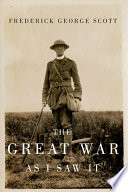 The Great War as I Saw It