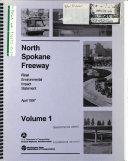 North Spokane Freeway Project  Spokane County