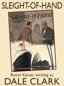 Sleight-of-Hand [Pdf/ePub] eBook