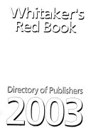 Whitaker s Red Book