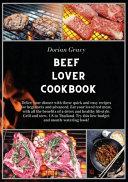 Beef Lover Cookbook