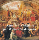 Antoine et Cleopatre, Antony and Cleopatra in French ebook