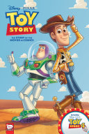Disney  PIXAR Toy Story 1 4  The Story of the Movies in Comics