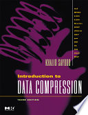 Introduction to Data Compression Book
