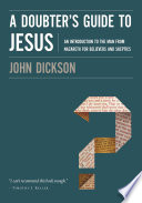 A Doubter S Guide To Jesus Book PDF