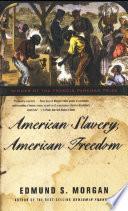American Slavery  American Freedom