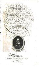 Some account of the life and writings of William Shakespeare
