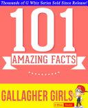 Gallagher Girls - 101 Amazing Facts You Didn't Know [Pdf/ePub] eBook
