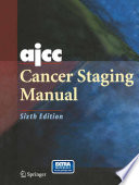 AJCC Cancer Staging Manual Book