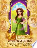 Ella Enchanted Coloring Book
