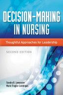 Decision Making in Nursing