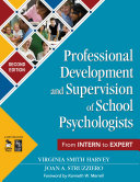 Professional Development and Supervision of School Psychologists
