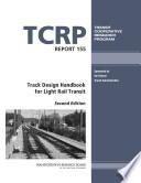 Track Design Handbook For Light Rail Transit
