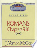 Thru The Bible Vol 43 The Epistles Romans 9 16