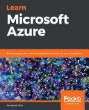 Learn Microsoft Azure